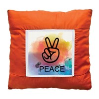 Tie-Dye Peace Sign