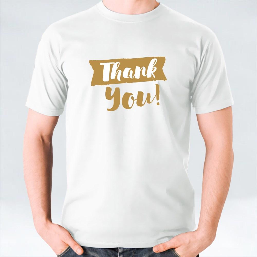 Thank You T-Shirts