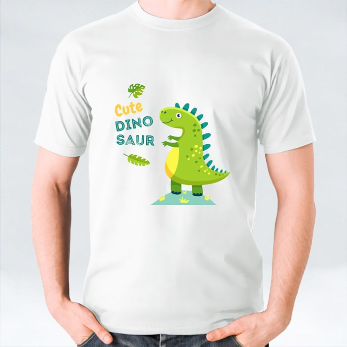 Cute Baby Dino Funny Monsters T-Shirts