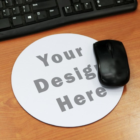 Mousepads (Round) Printing