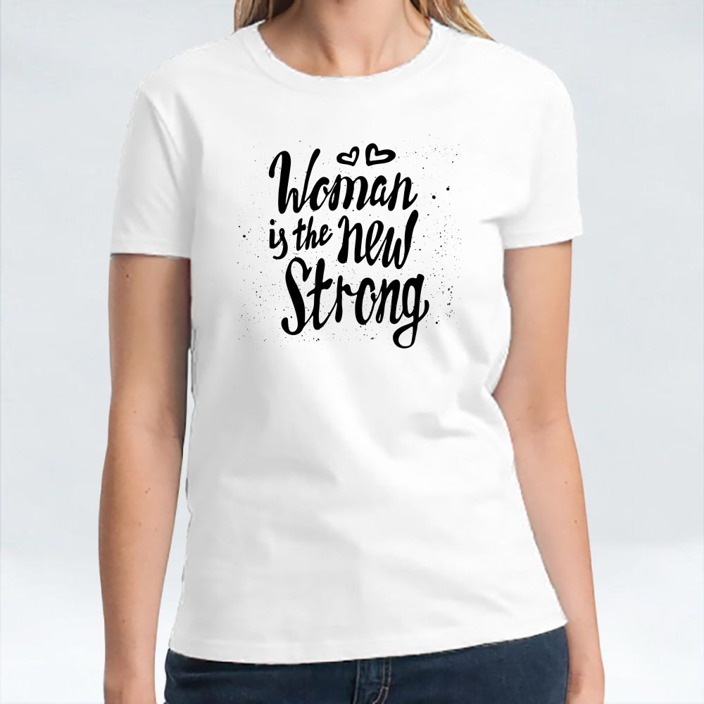 Girl Power Quotes and Illustrations Kaos