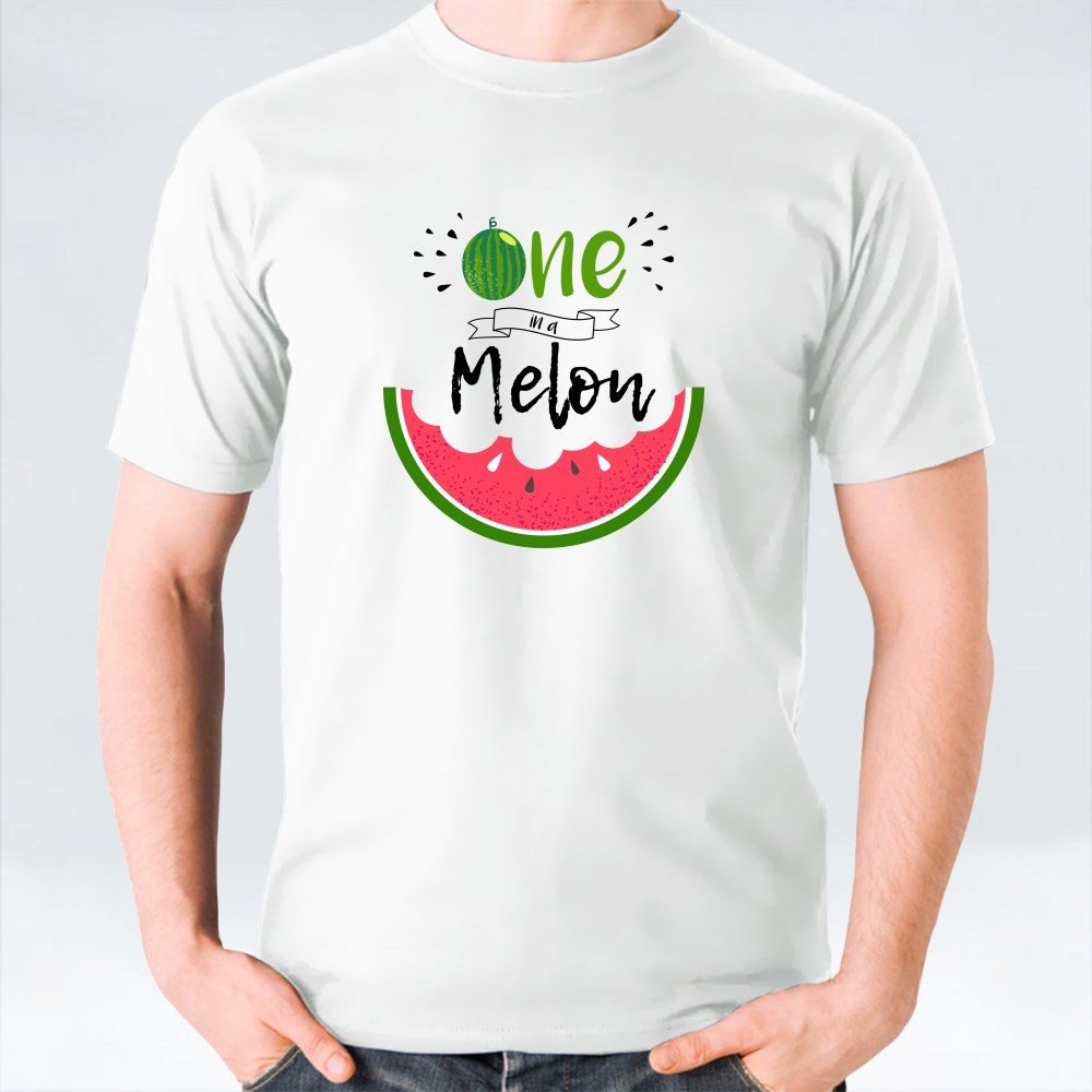 One in a Melon تي شيرت