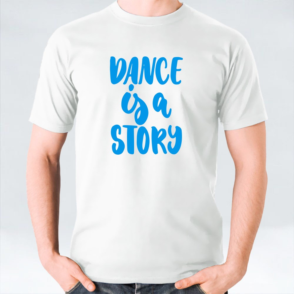 Dance Is Story T-Shirts