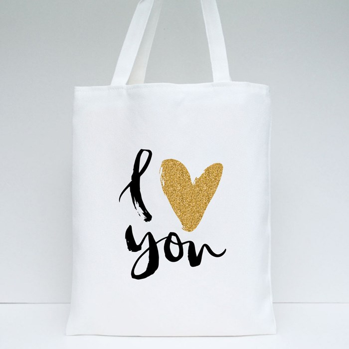 Every Love Story Tote Bags
