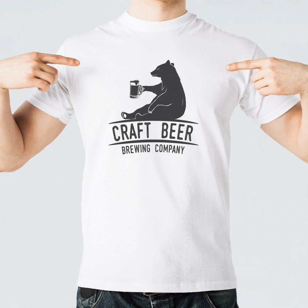 Craft Beer Brewing Company T-Shirts