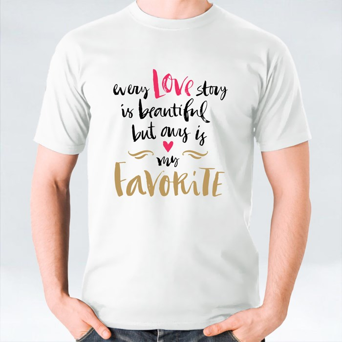 Every Love Story T-Shirts
