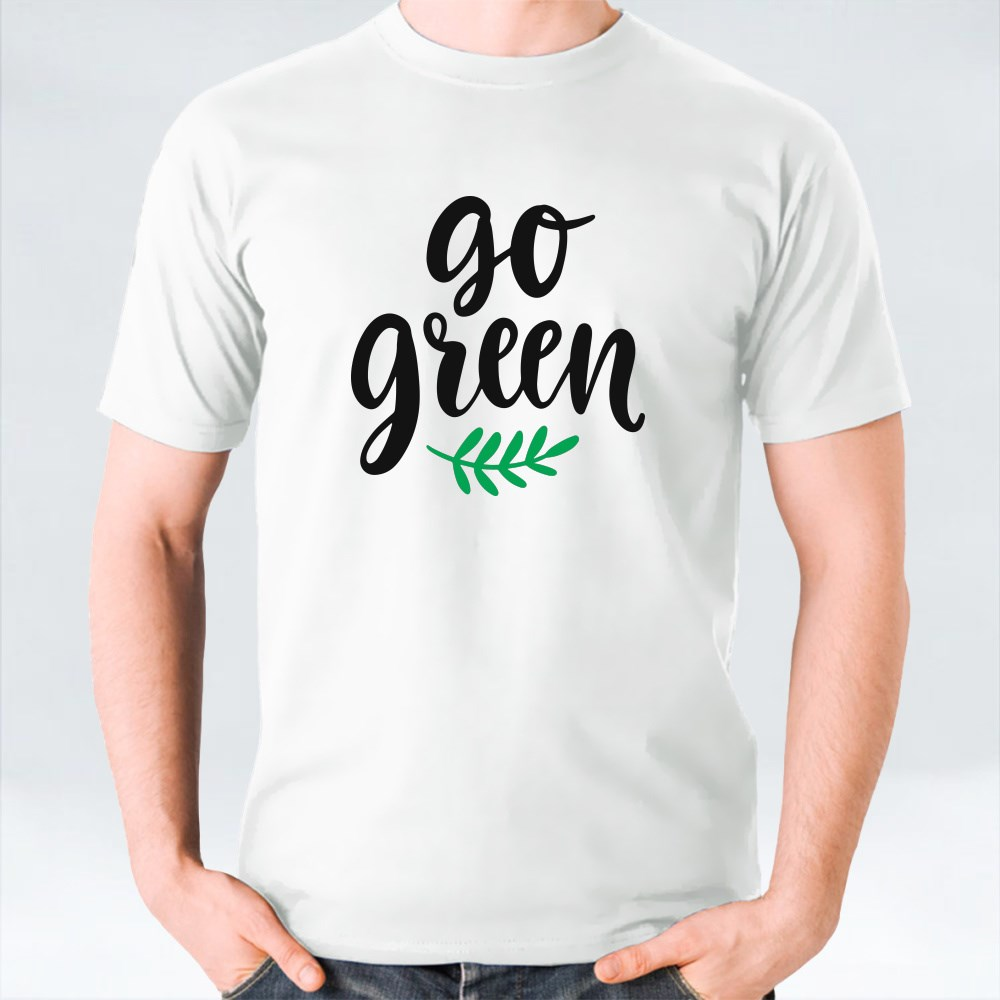 Go Green T-Shirts