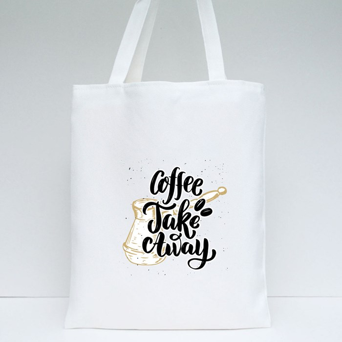 Coffee Quotes 3 Tote Bags
