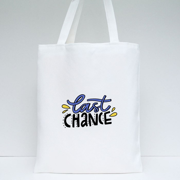Last Chance Tote Bags