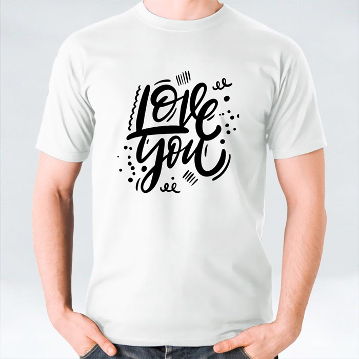 Iloveyou Funky T-Shirts