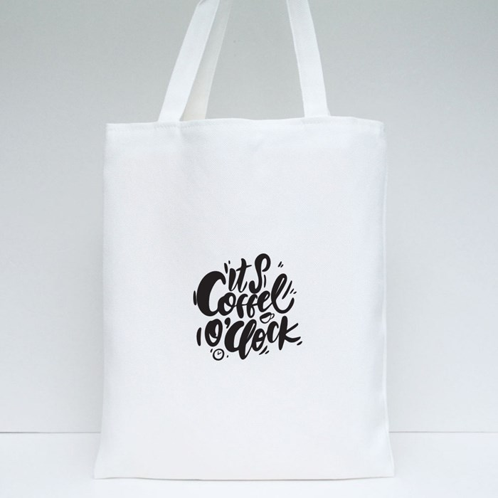 Coffee Shop Promotion Motivation 6 Tote Bags