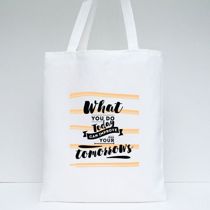 What You Do Tote Bags