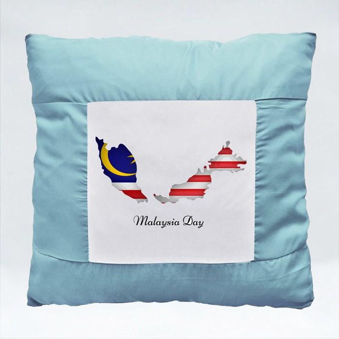 Malaysia Day Cushions (Square)