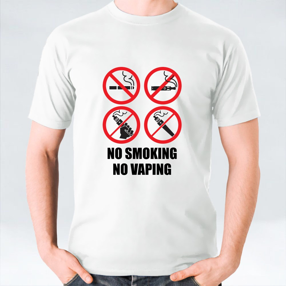Set Vaping T-Shirts