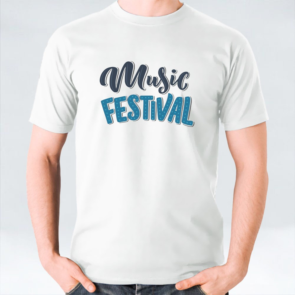 Set With Inspirational Quotes About Music 1 T-Shirts