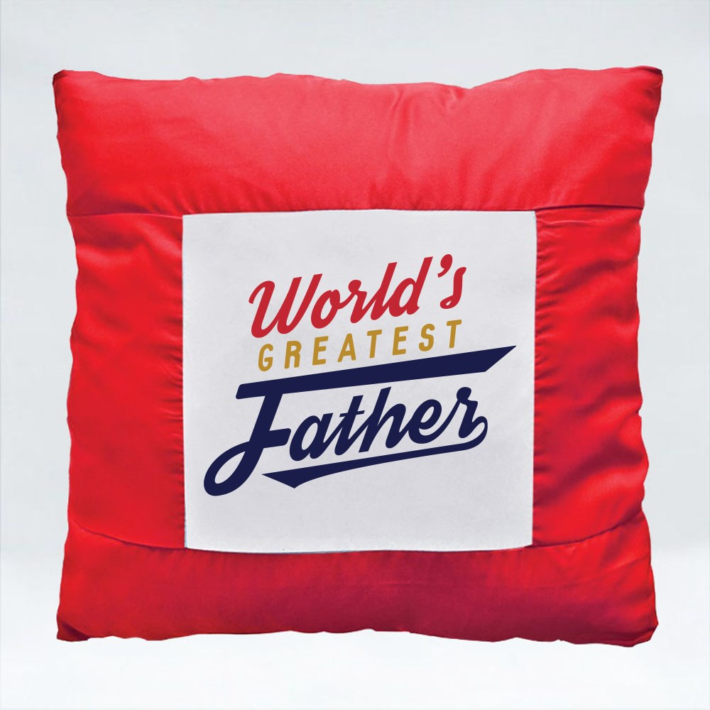 Cushions > Cushions (Square) > Set of Happy Father's Day Labels