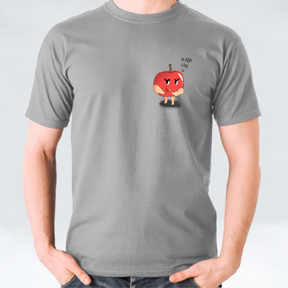 Healthy Red Apple T-Shirts
