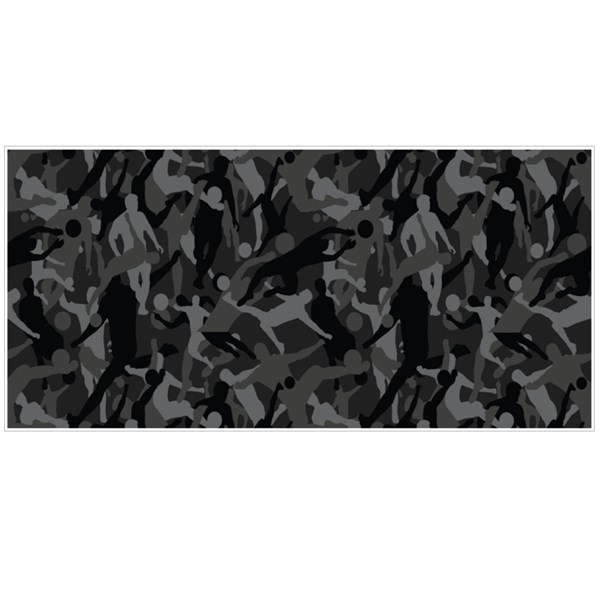 Background of Seamless Soldier Woodland Gray Soccer Camo Colour Mugs