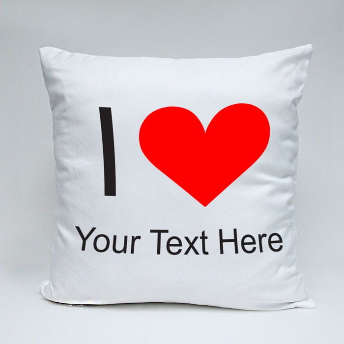 I Heart Your Text Customisable