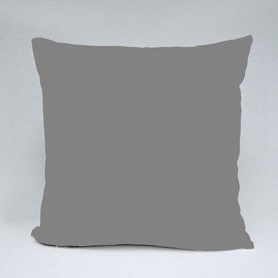 Silhouette of a Deer With a Small Deer. Inside the Deer Is a Pine Fore Throw Pillows