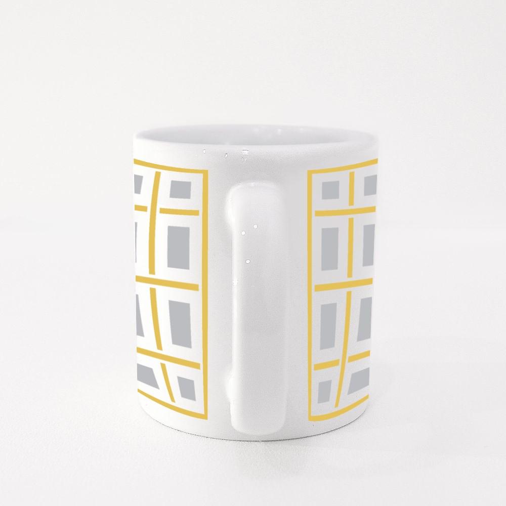 Luxury Patterns 35 Colour Mugs