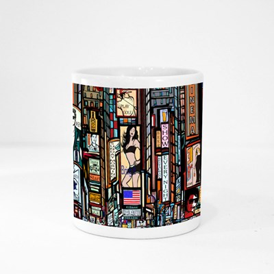 New York City Street Magic Mugs