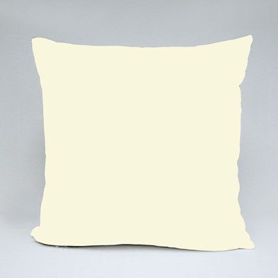 Cool Slogan With Sunflowers and Palms Leaf Illustration Throw Pillows