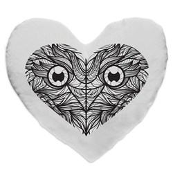 Zentangle Styled Owl Head