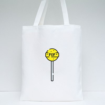 Lolly Candy Lollipop Tote Bags