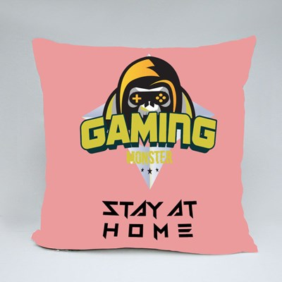 Gaming Stay at Home New Game Lover Awesome Throw Pillows
