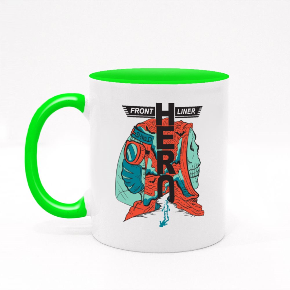 Thank You Frontliners (Doctor, Nurse, Medical Team) Colour Mugs