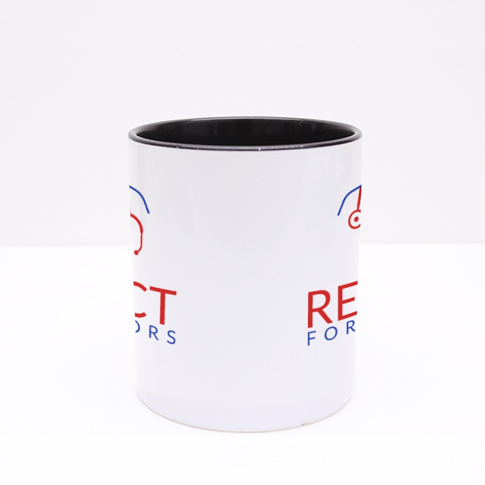 Respect Doctors and Supporting Nurses Colour Mugs