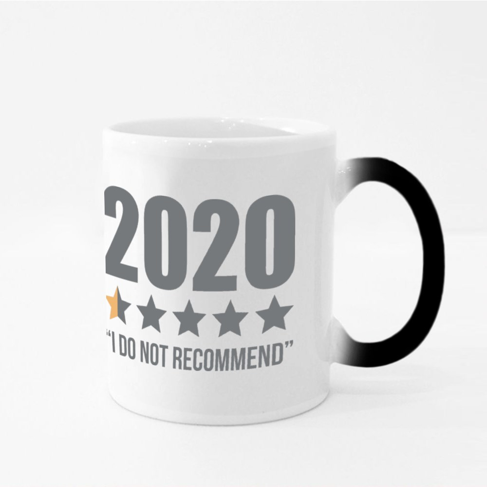 2020 Rating, I Do Not Recommend Magic Mugs