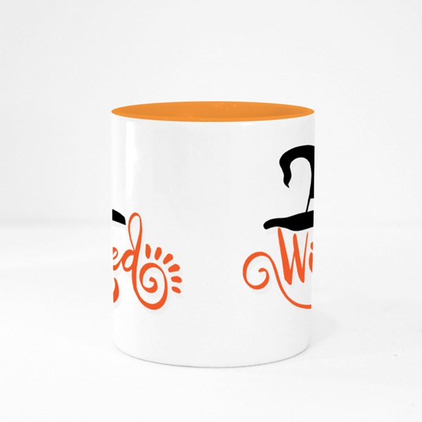 Wicked Witch Hat Colour Mugs