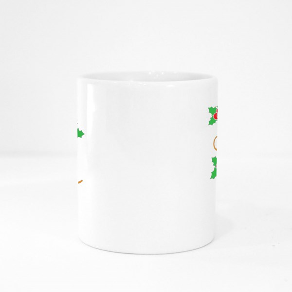Tis the Season to Be Jolly Colour Mugs