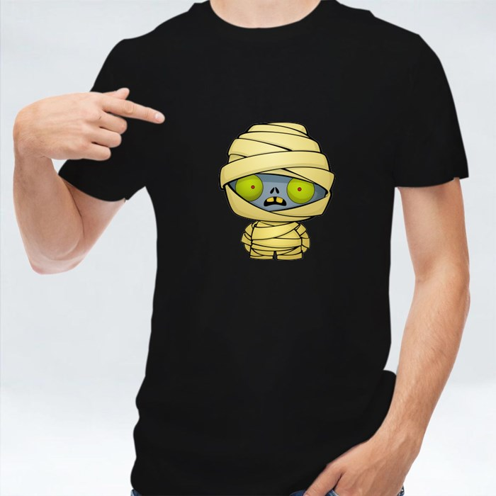 Halloween Cute Mummy T-Shirts