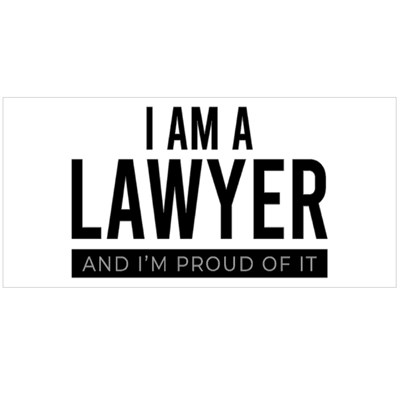 I Am a Lawyer and I'm Proud of It Magic Mugs