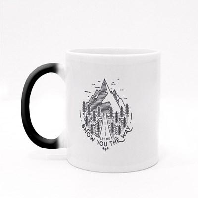 Let Me Show You the Way Magic Mugs