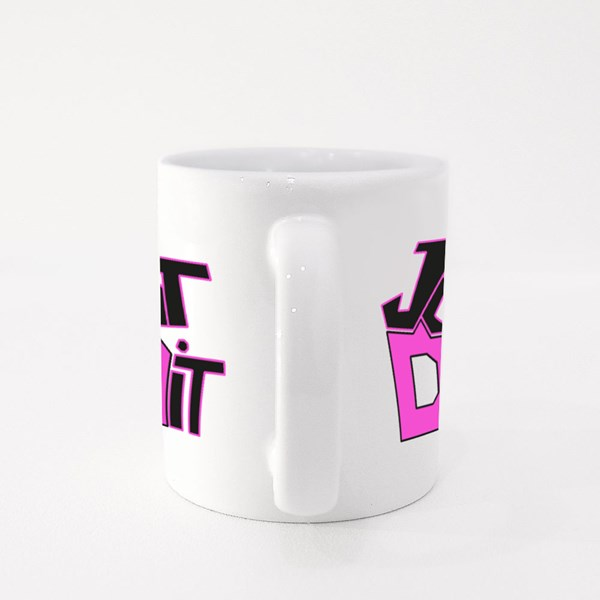 Just Do It Colour Mugs
