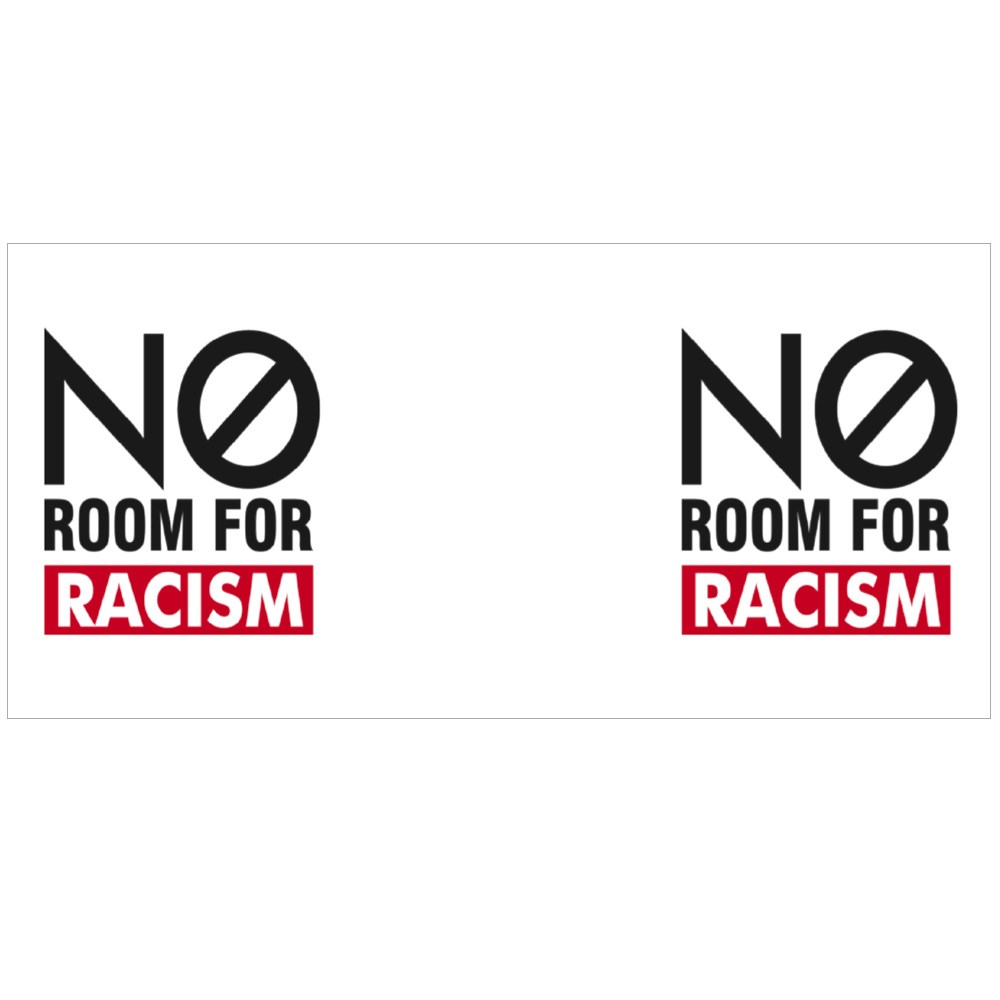 No Rooms for Racisms Colour Mugs