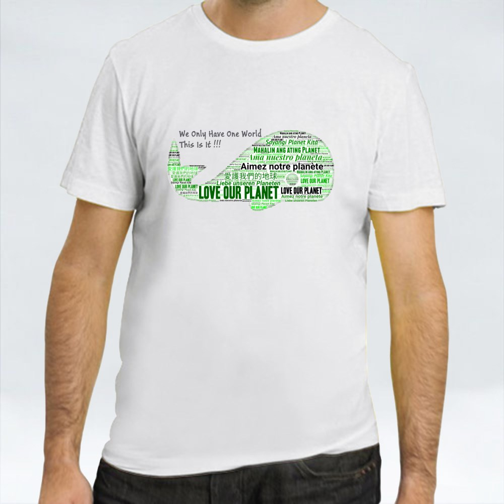 Love Our Planet 2 T-Shirts