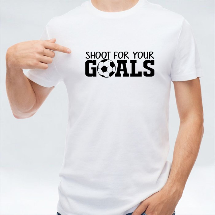 Shoot for Your Goals T-Shirts