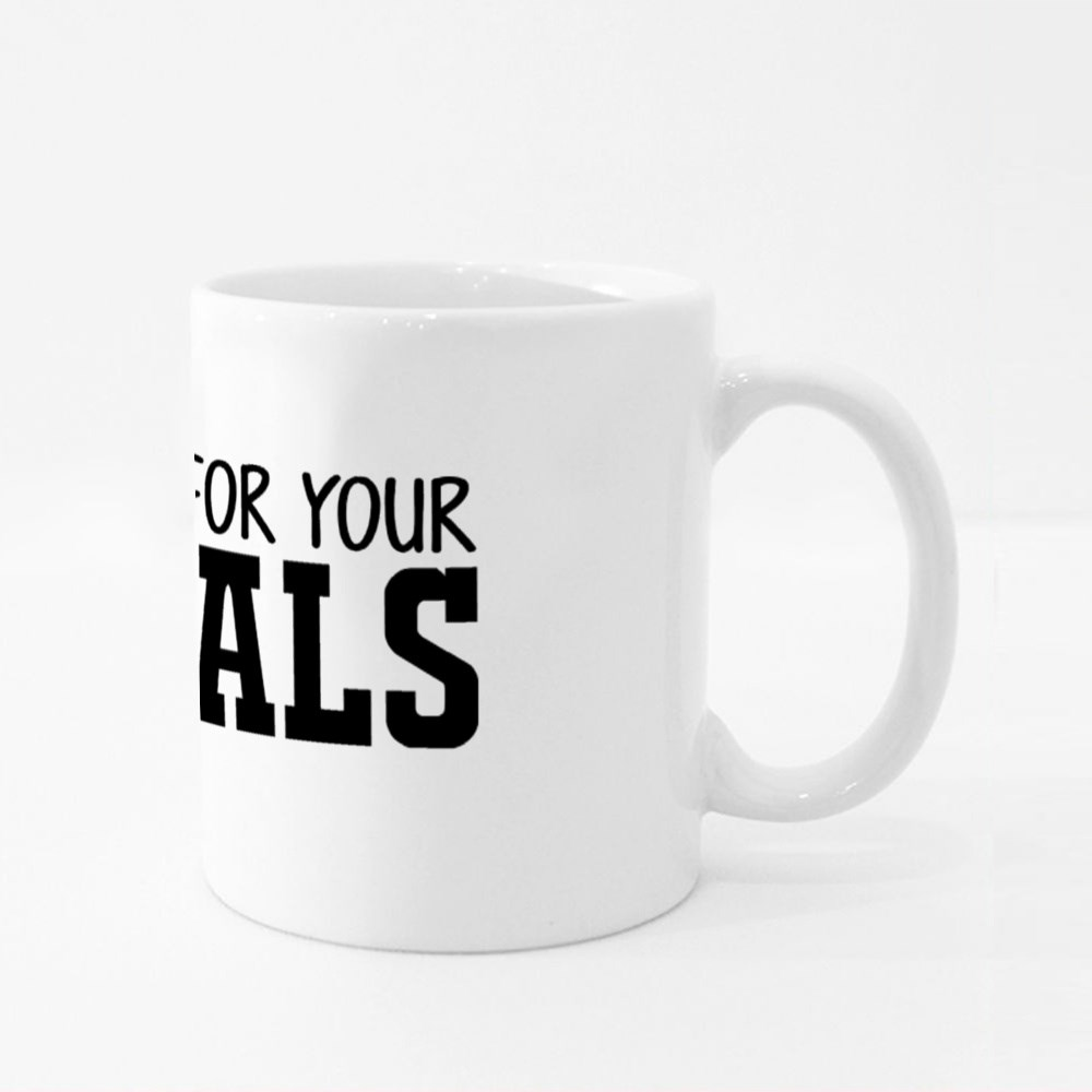 Shoot for Your Goals Colour Mugs
