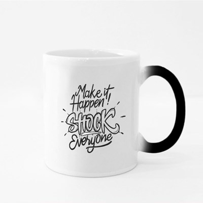 Make It Happen, Shock Everyone Magic Mugs