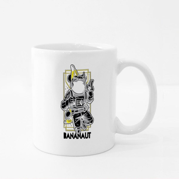 Astronaut  Colour Mugs
