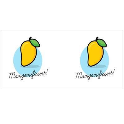 Mangonificent, Cute Mango Magic Mugs