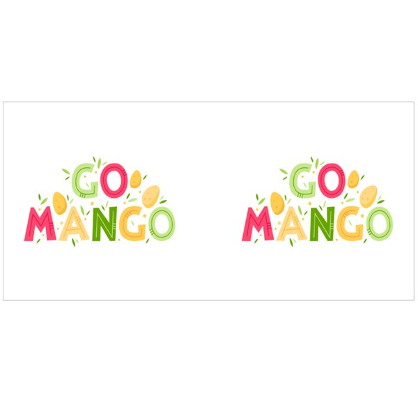Go Mango Summer Vibe Colour Mugs