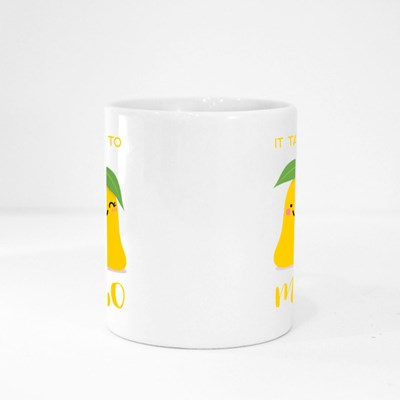 It Takes Two to Mango Magic Mugs