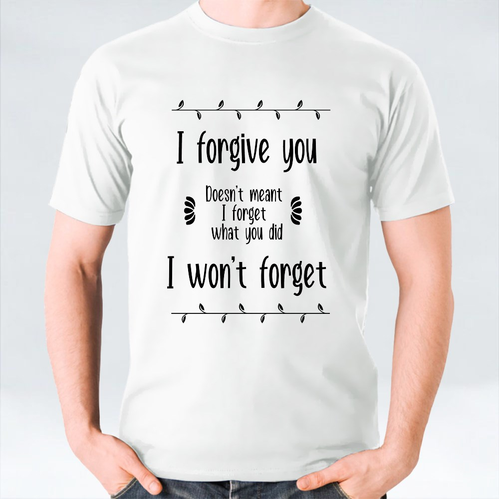 Simple - Quotes (3) T-Shirts