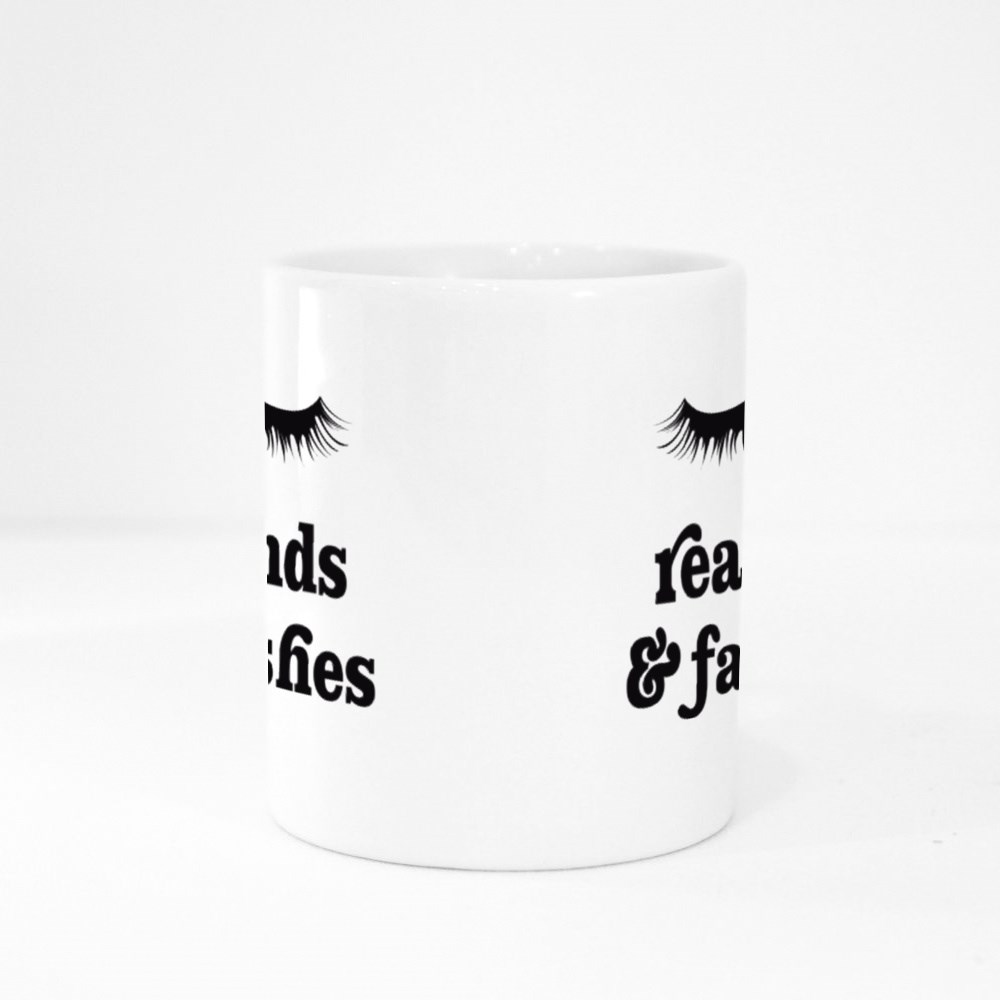 Real Friends  Colour Mugs